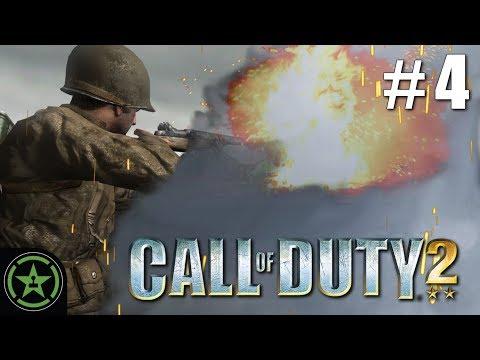 Bang Cloud - Call of Duty 2 - (Cod Week #4)   Let's Play thumbnail
