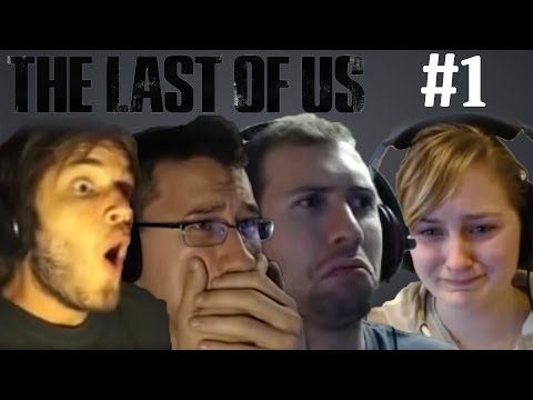 YouTubers React To: The Last Of Us #1