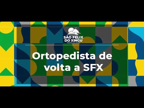 Administração João Cleber disponibiliza médico especialista em Ortopedia e Traumatologia.