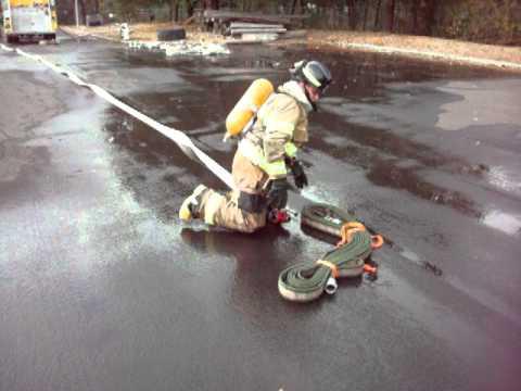 SRJC Firefighter 1 Academy Make & Break Test