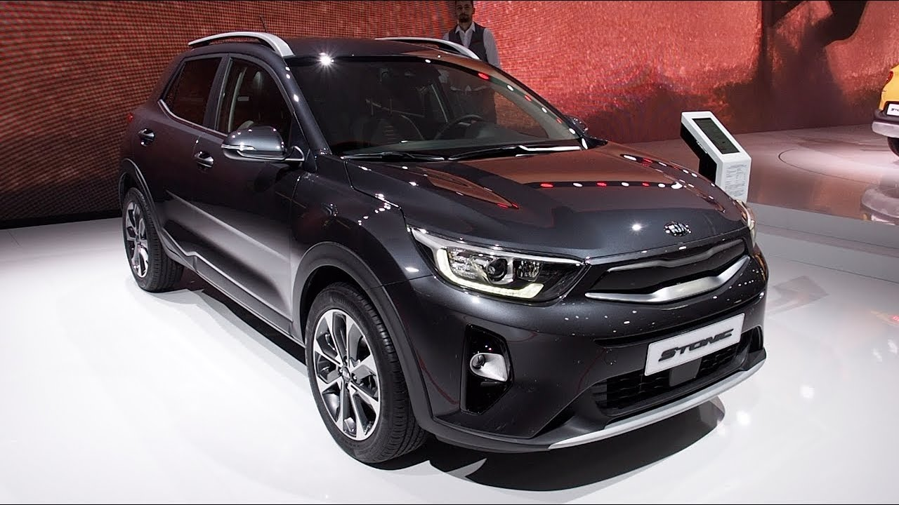 the all new kia stonic 2018 in detail review walkaround interior exterior youtube. Black Bedroom Furniture Sets. Home Design Ideas