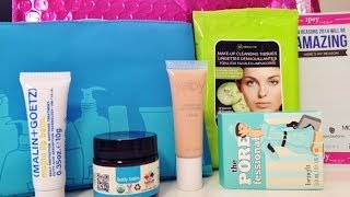 January 2014  ♡  Ipsy Glam Bag ♡ Unboxing Thumbnail