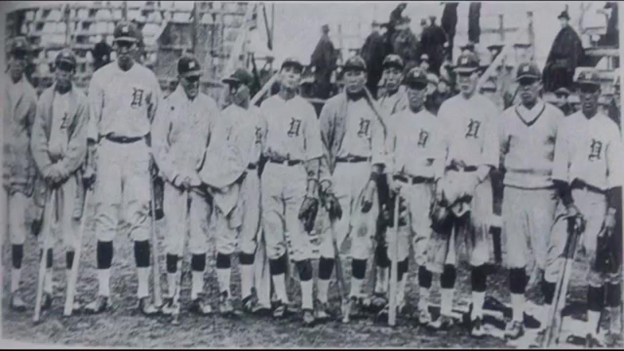 最初のプロ野球球団 日本運動協...