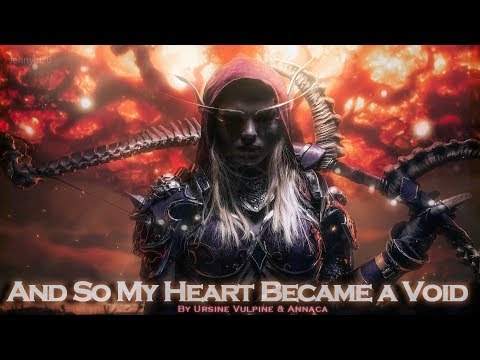 EPIC POP  &39;&39;And So My Heart Became a Void&39;&39; by Ursine Vulpine & Annaca