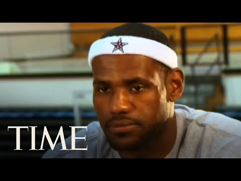 LeBron James: Leader of the Redeem Team | TIME
