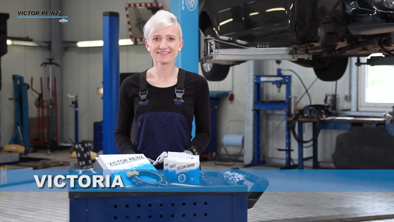 How To Install Or Replace A Ptfe Oil Seal Victor Reinz