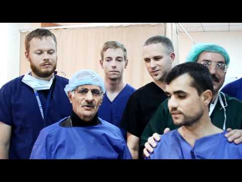 First Liver Transplant in Iraq