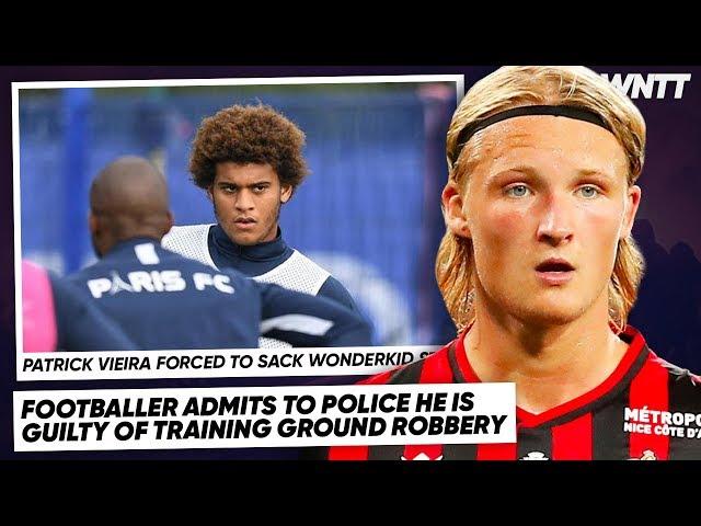 FOOTBALLER SACKED FOR STEALING FROM TEAMMATE! (€70,000 STOLEN)  | #WNTT