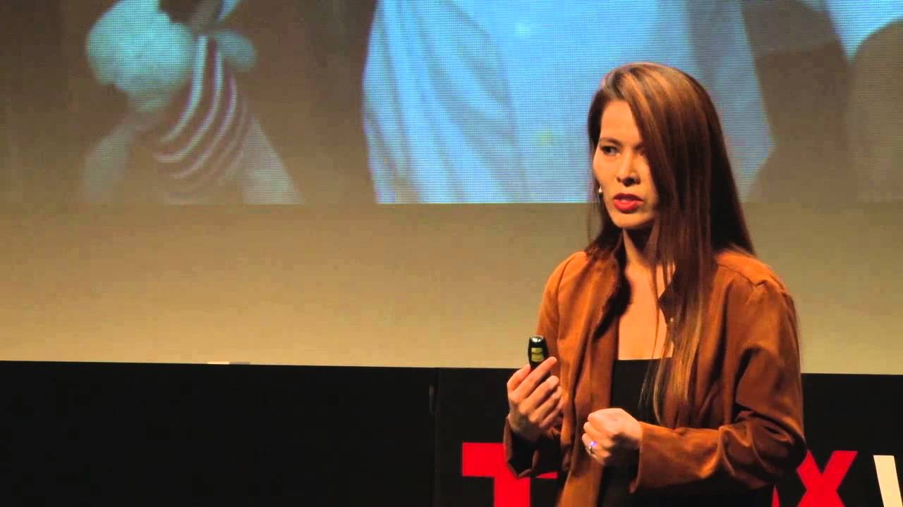 Finding the True Gift of Music: Michelle Kim at TEDxWanChai ...