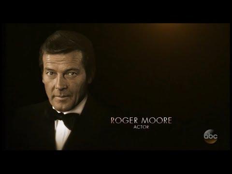 2018 Oscars In Memoriam