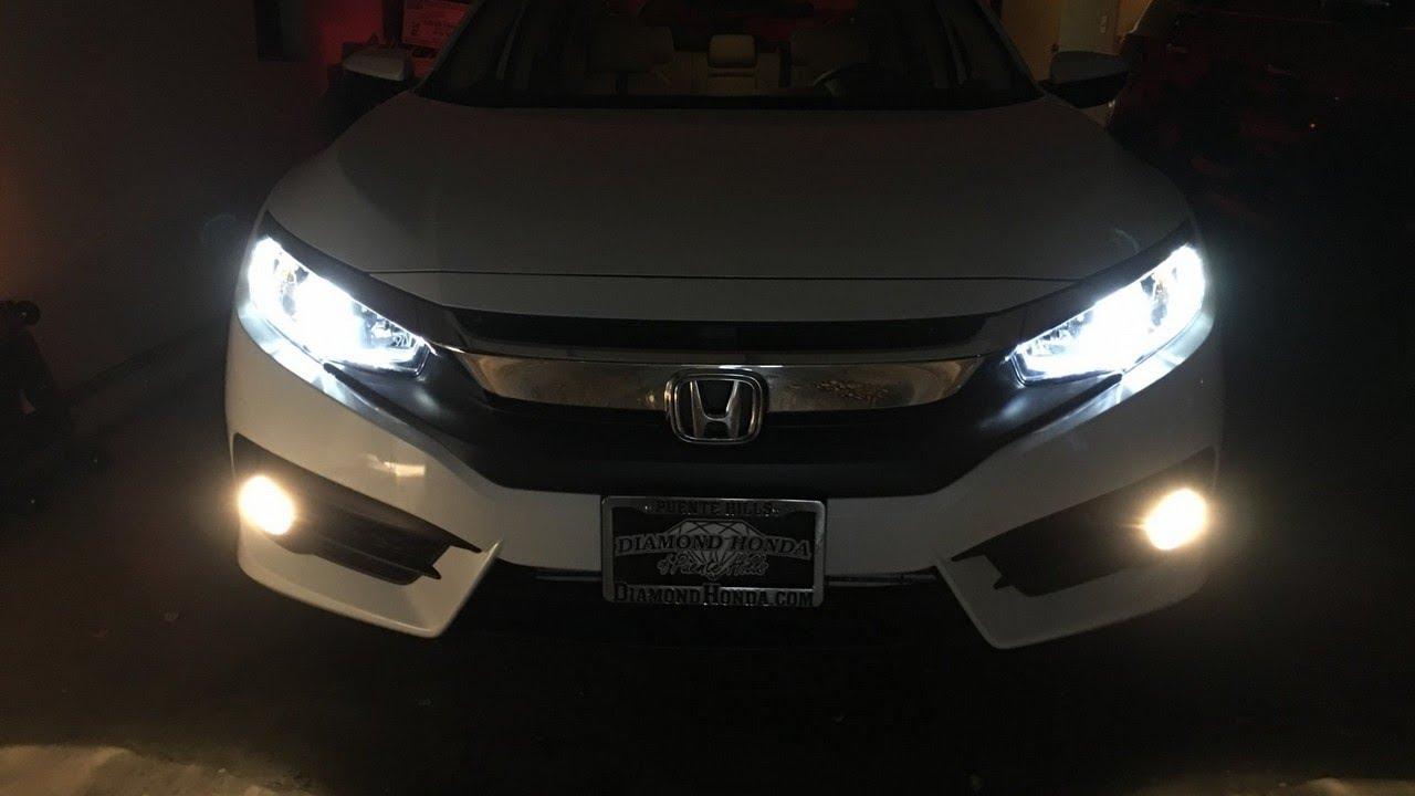 Honda Civic Hybrid Headlight Bulb Replacement Cost