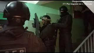 Штурм ул. Молостовых, захват заложников.
