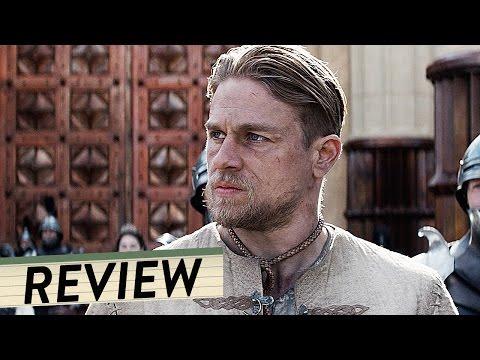 KING ARTHUR - LEGEND OF THE SWORD Trailer Deutsch German & Review, Kritik (HD) | Action 2017