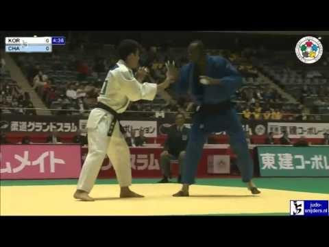 Jun-Ho Cho (KOR) - Brahim Bichara Kabo (CHA) [-66kg]