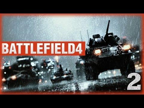 Смотреть прохождение игры Battlefield 4. Серия 2: Переполох в Шанхае.