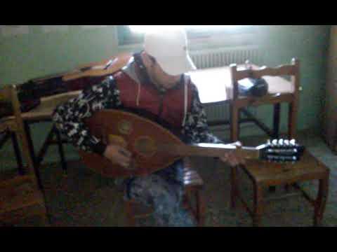 Walid Boukrif chante