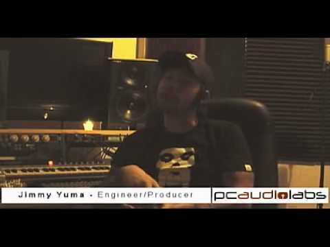PCAudioLabs and Hollywood UnDead/ Jimmy Yuma- Artist vs Engineer?