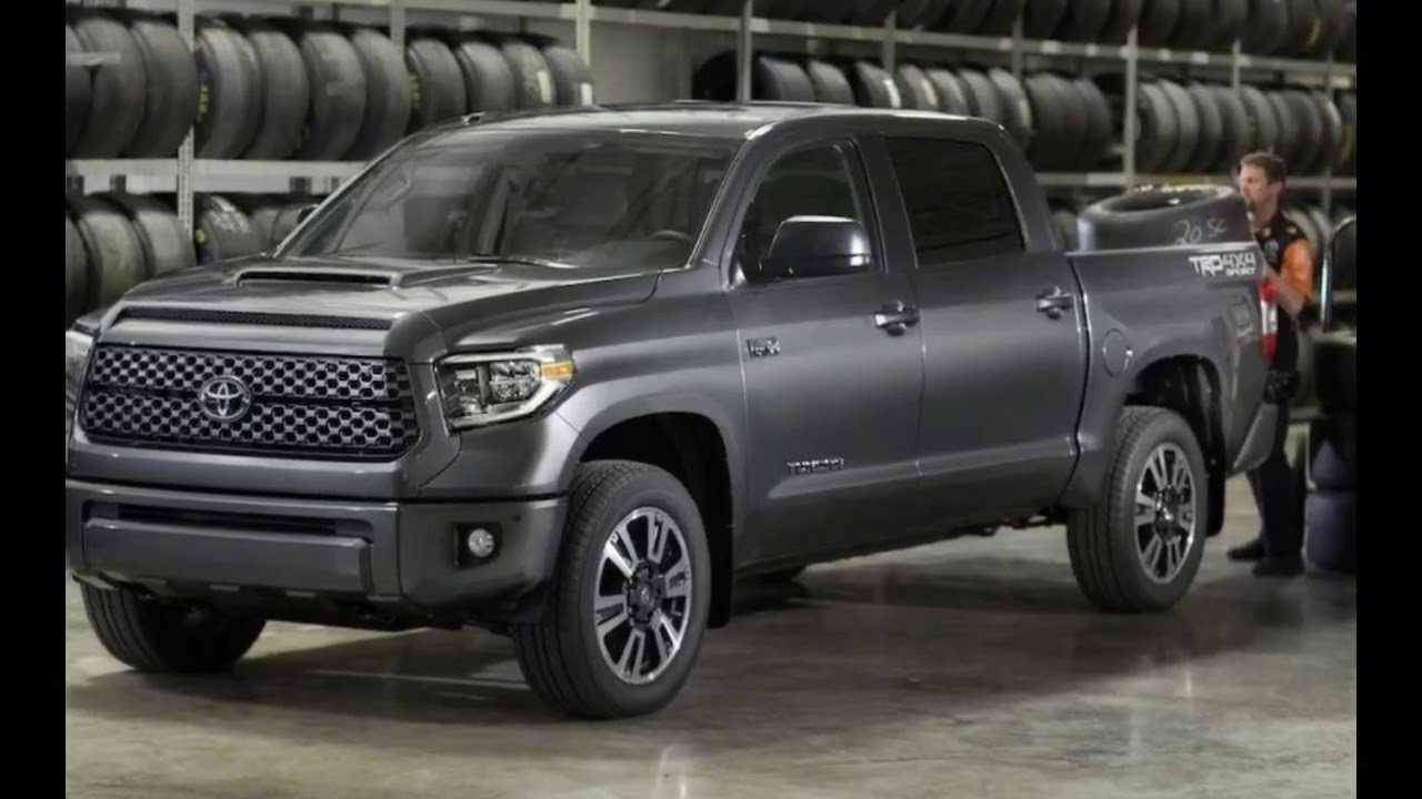 2018 Toyota Tundra Trd Pro Review Specs And Price