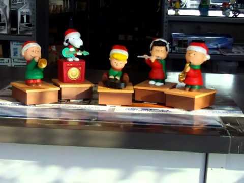 Peanuts Band - Schroeder - Jingle Bells