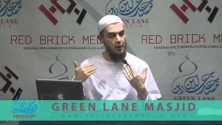 How To Protect Yourself From Magic, Evil Eye & The Jinn - Ustadh Muhammad Tim Humble