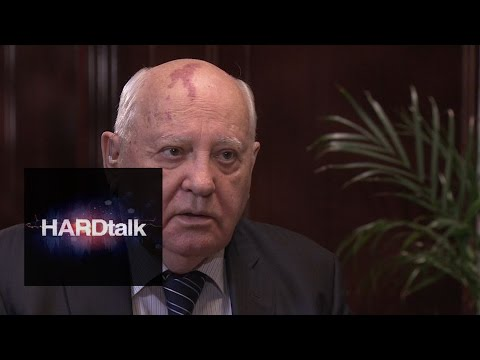 'Russia should have a democratic policy' says Mikhail Gorbachev