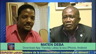Zen Pete nan Karibe - Maten Deba - Louko Desir LIVE
