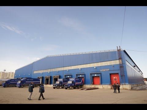 Екатеринбургский магистральный сортировочный центр