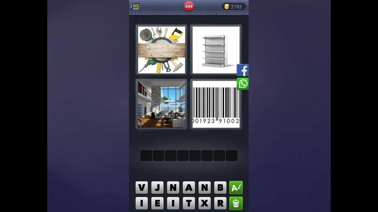 6 Bilder 6 Wort Lösung [Werkzeug, Kasten, Raum, Code]