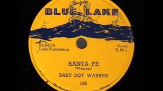 Baby Boy Warren  Santa Fe  BLUE LAKE 106