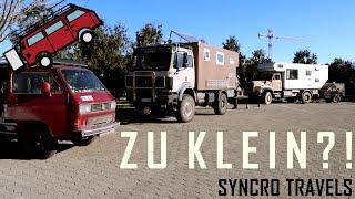 Ist unser VW Bus zu klein? | Roadtrip nach Indien #21