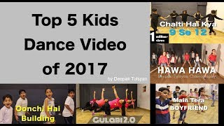 Baixar Top 5 Kids Dance Video of 2017 by Deepak tulsyan   Bollywood Dance