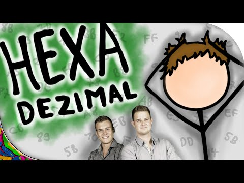 Das Hexadezimalsystem ft. TheSimpleMaths