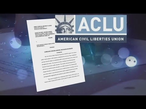New Mexico teachers sue Public Education Department over speech rule