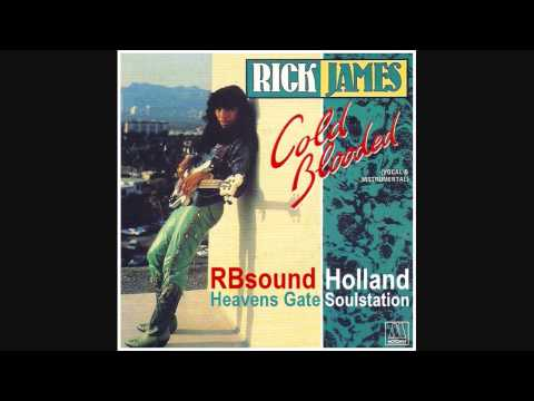 Rick James - Cold Blooded (12 inch Remix) HQ+Sound