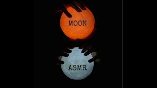 🎧ASMR MOON 🌚 Scratching & Tapping for SLEEP / NO TALKING