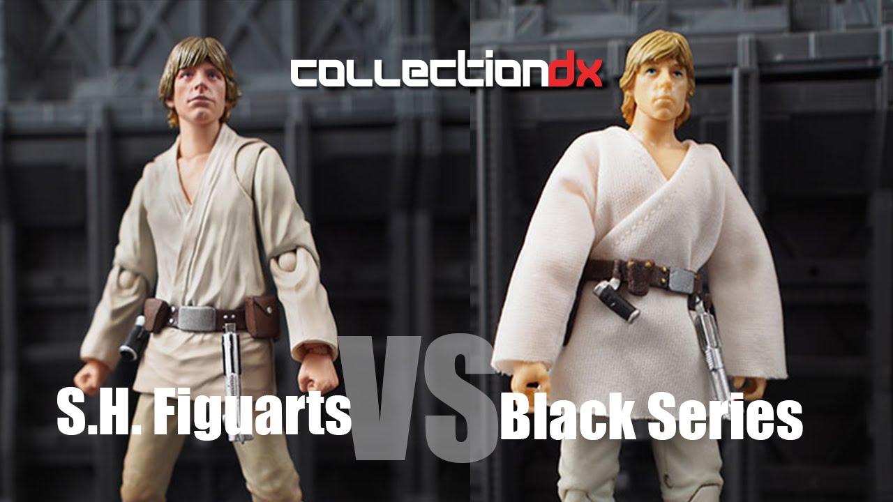 Luke Skywalker Episode Vi Robes Roblox Luke Skywalker Star Wars The Black Series 6 Figure Authentic 21 21
