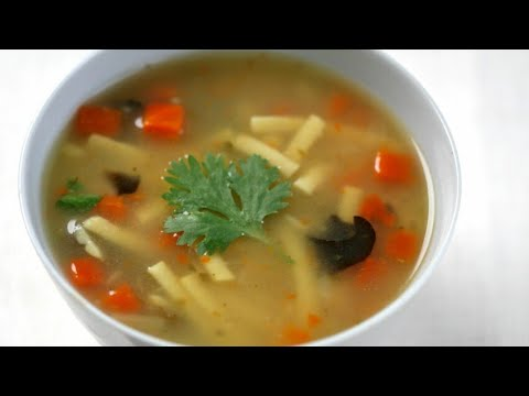 recette-:-soupe-thaï-et-tartare-de-gambas