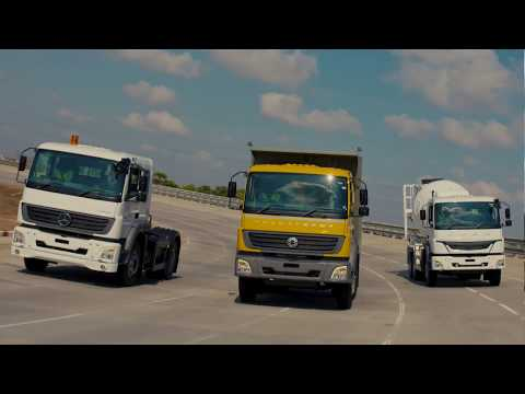 Daimler Trucks Asia Corporate Film 2018