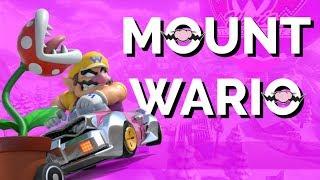 Mount Wario's Dynamically Developing Music
