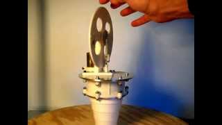 3D printed Stirling engine