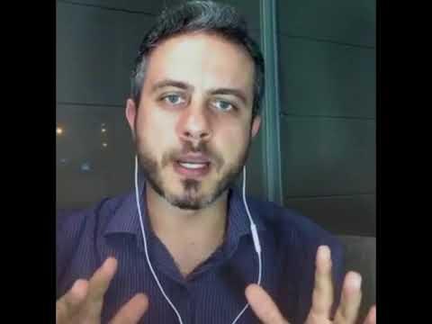 Os 4 Pilares Hoje Melhor Que Ontem - Live Facebook - Kalil Mondadori