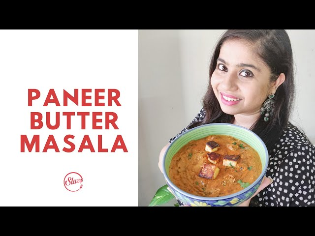 Paneer Butter Masala Recipe | Restaurant Style Paneer Makhani | Paneer Butter Masala