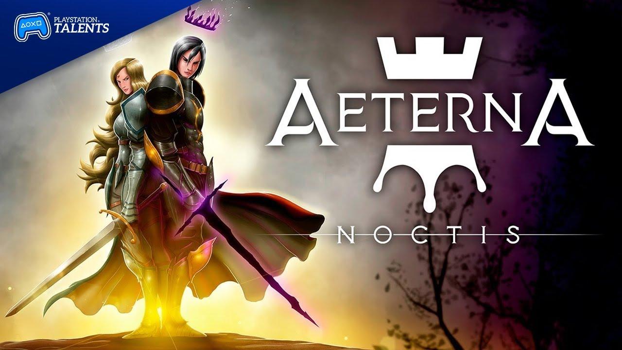 Aeterna Noctis - Teaser EL FIN DEL MUNDO PS5 en ESPAÑOL | 4K | PlayStation España