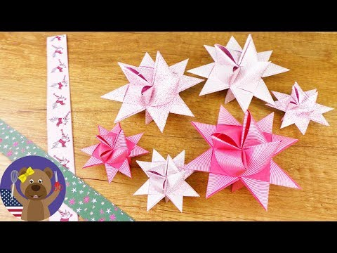 Froebel Stars 🌟 DIY Christmas 🌟 Holiday Decoration Inspiration!
