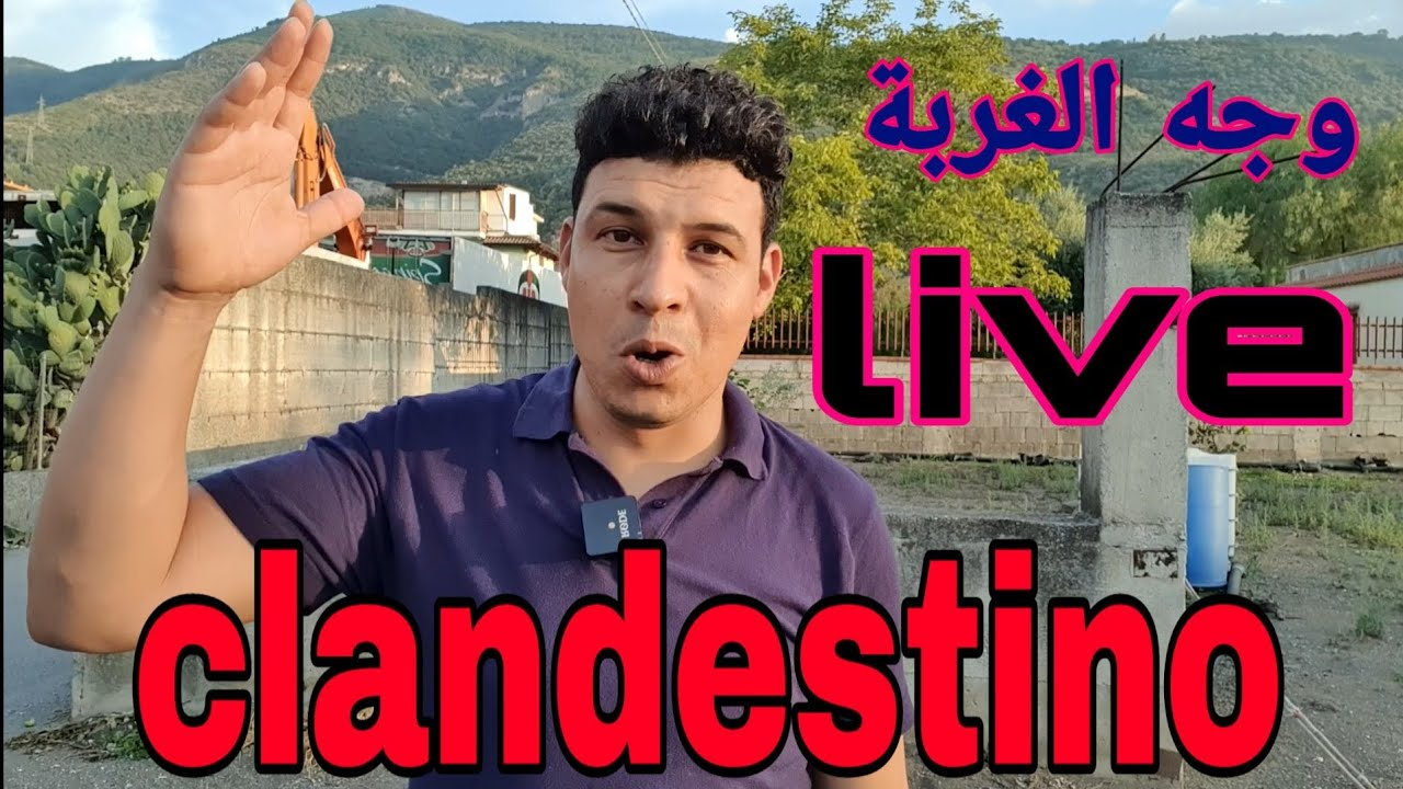 Clandestino Live