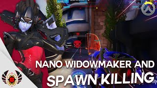 Nano Widowmaker & Spawn Killing!