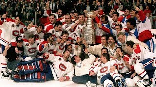 '24 Together: 1993 Montreal Canadiens' trailer