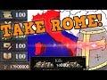 SWEDISH PAGANS TAKE ROME!  In Crusader Kings 2 - 100 Stat Man Returns