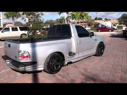 2004 ford f 150 svt lightning aow select fort lauderdale fl