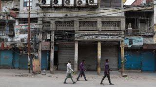 Coronavirus : l'Inde annonce le confinement de ses 1,3 milliard d'habitants